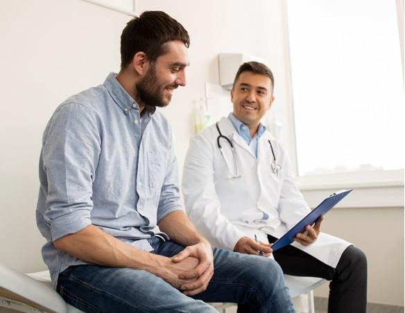 Consultas-Consulta de urología