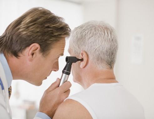 Consulta de otorrinolaringología