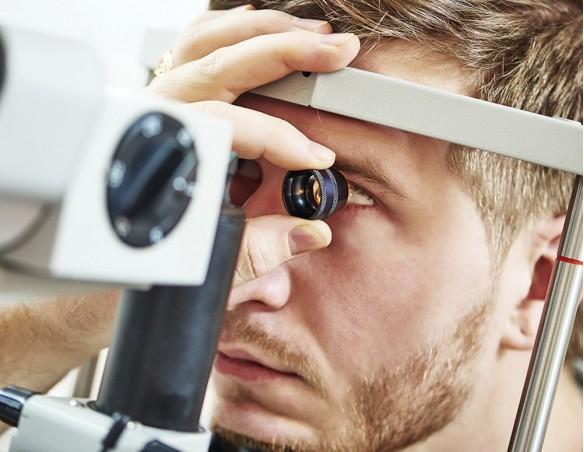 Consultas-Consulta de oftalmología